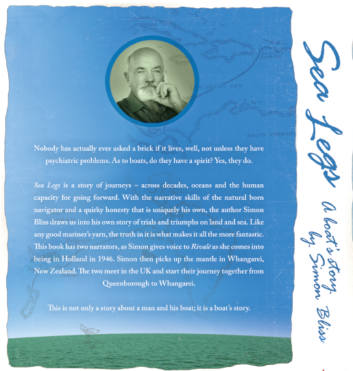 Sea Legs back cover image