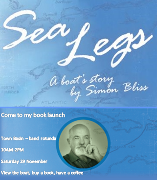 Book Launch for FB Sea Legs