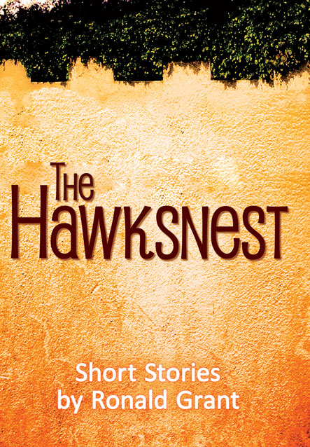 Cover image of The Hawksnest - Short Stories by Ronald Grant