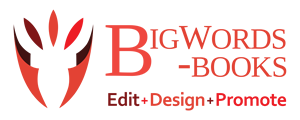 Bigwords-books - design, edit, promote your book